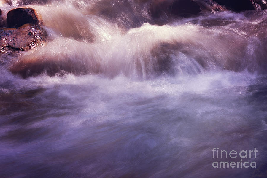 The Flow.... Photograph