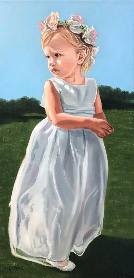 The Flower Girl by Jill Ciccone Pike