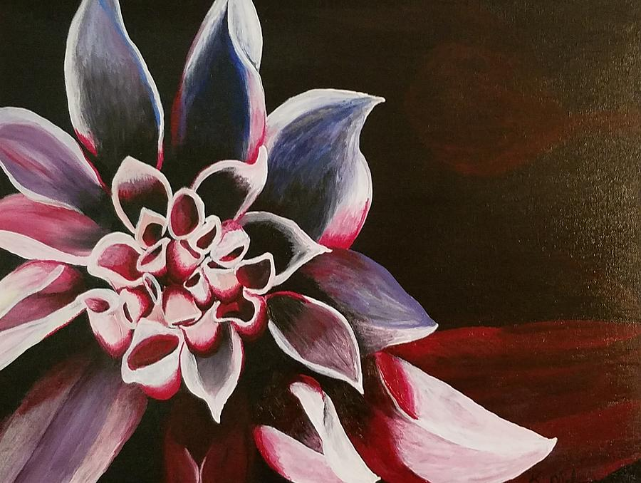 The Flower Painting