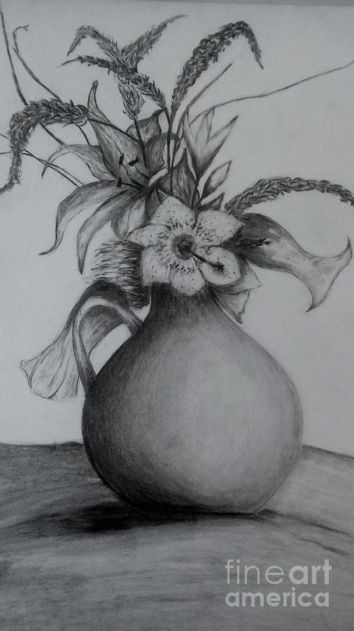 Flowers Images For Love Drawing