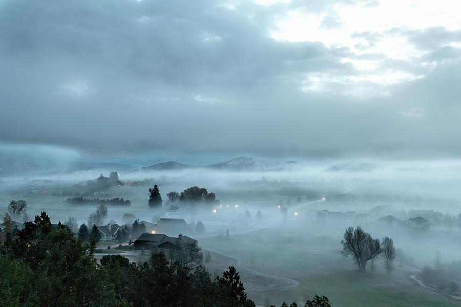 The Fog Photograph