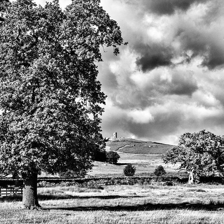 Parkland Photograph - Old John Bradgate Park by John Edwards
