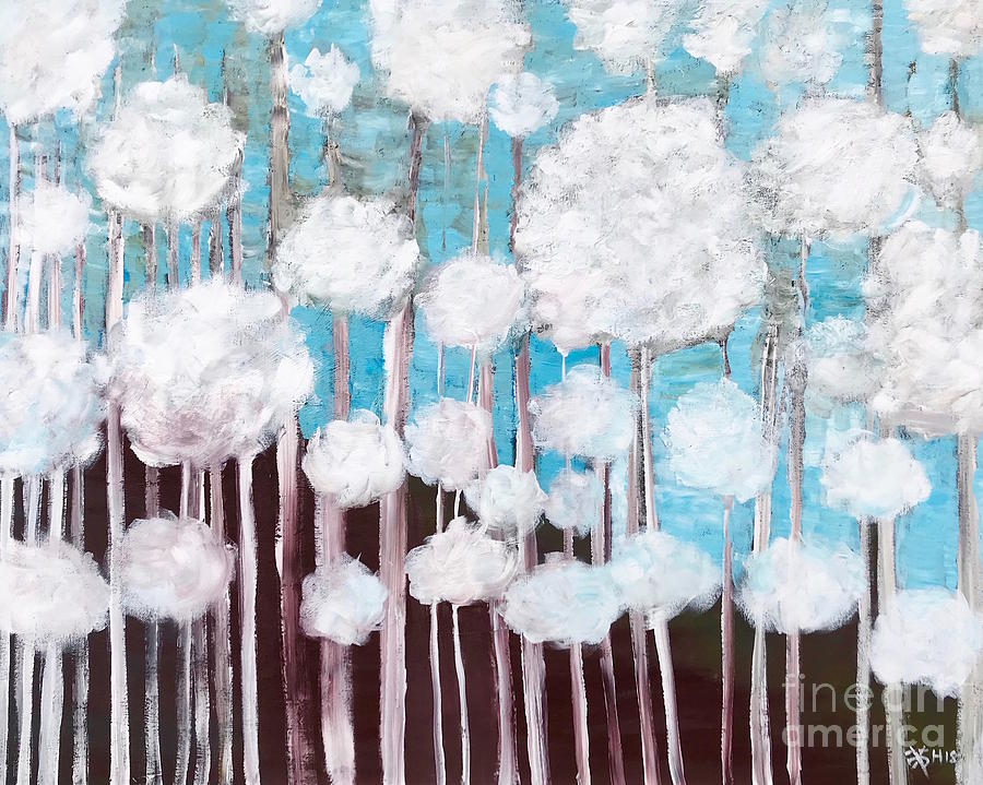 The Forest of Fluff  by Wonju Hulse