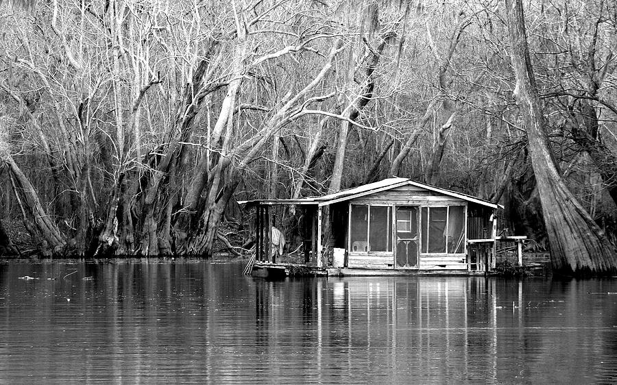River Photograph - The Forgotten by Debra Forand