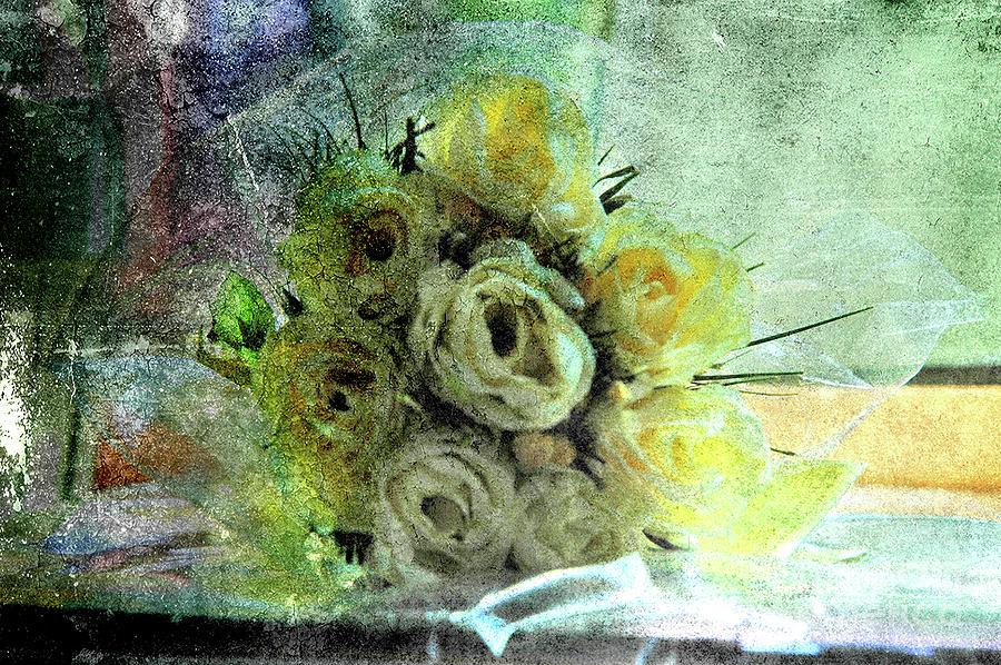 Bouquet Photograph - The Forgotten Flowers by Susanne Van Hulst