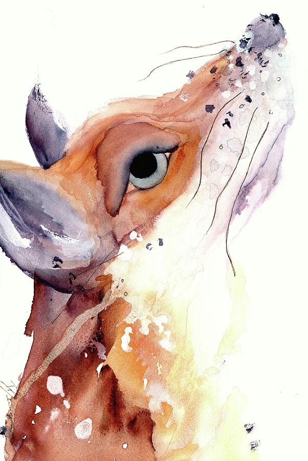 The Fox by Dawn Derman
