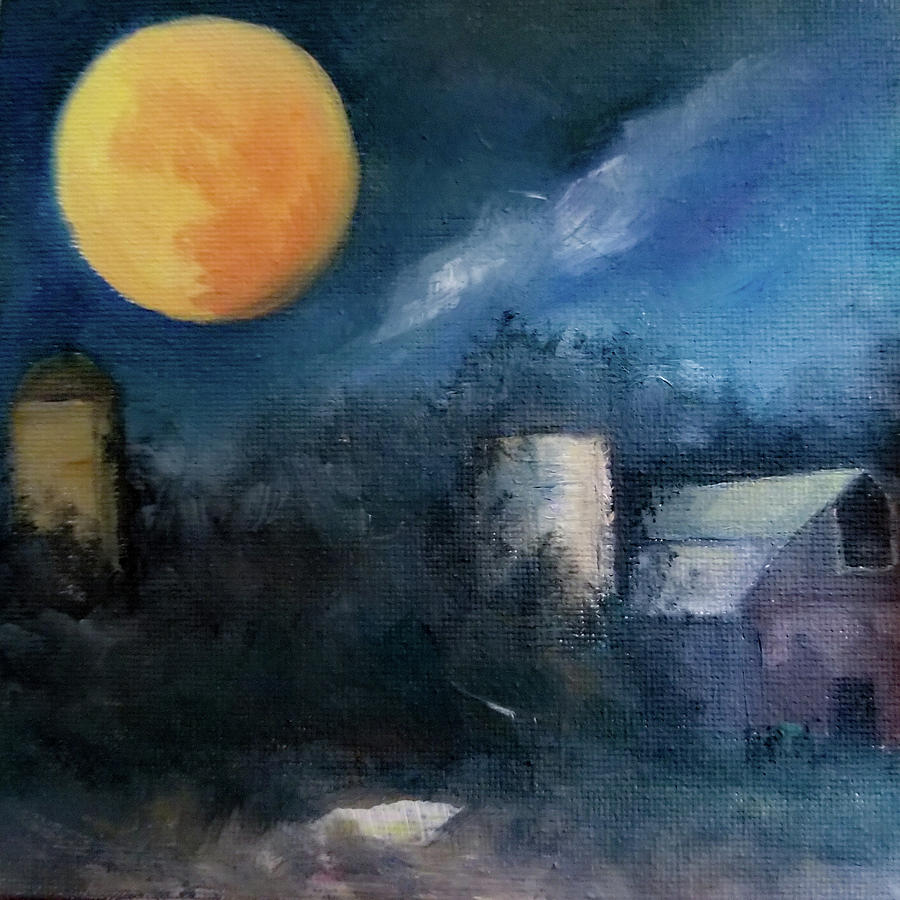 The Freedom of the Moon by Michele Carter