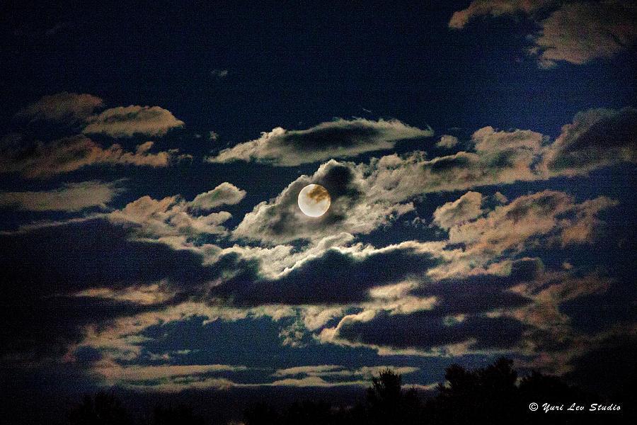 The Full Buck Moon Photograph