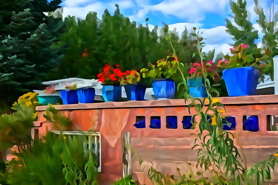 The Garden Wall by Greg Hammond