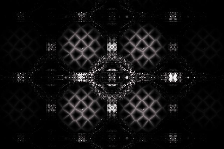The Gate In The Wonderland Digital Art