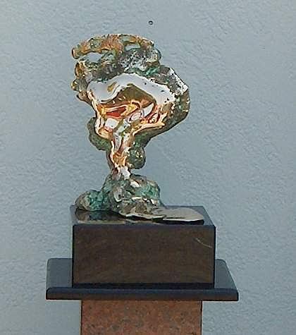 Sculpture Sculpture - The Gaurdian by Richard W Beau Lieu