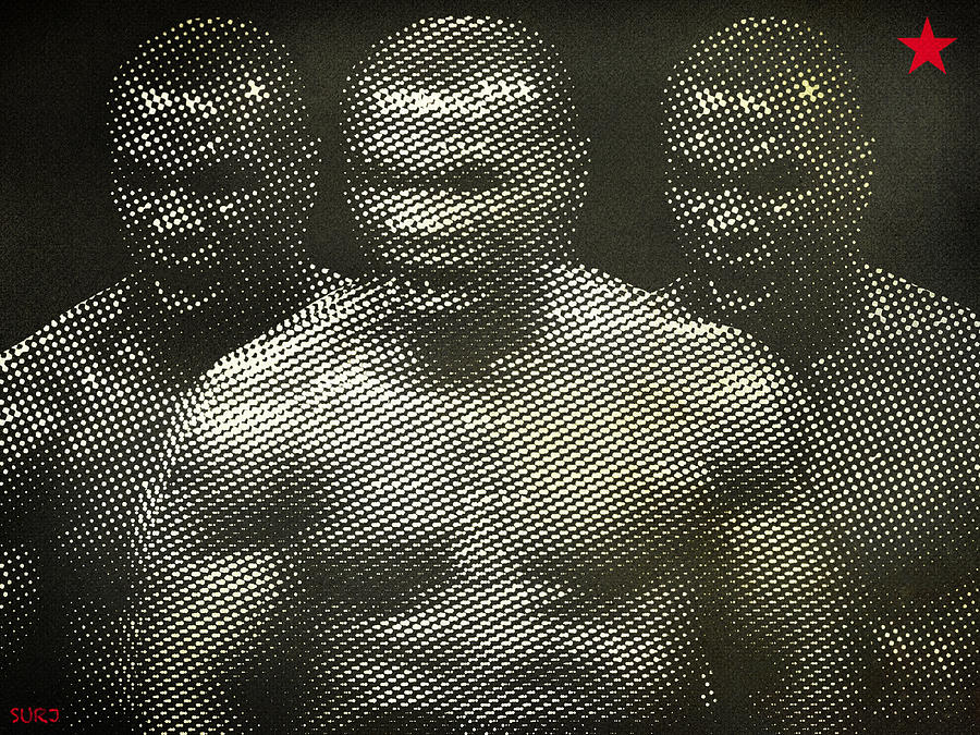 Mike Tyson Photograph - The Genuine Article  by Surj LA