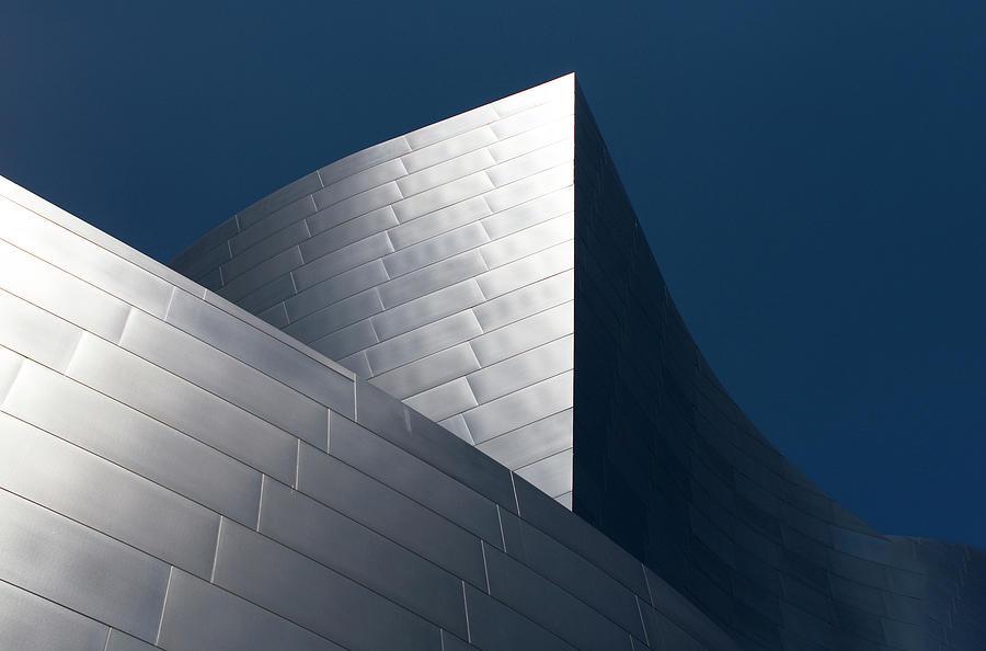 The Geometry of Disney Hall by Lorraine Devon Wilke