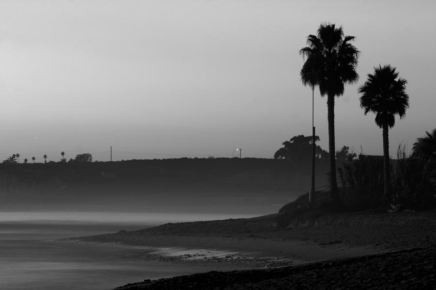 Landscape Photograph - The Ghost Tide Of San Onofre  by Brad Scott