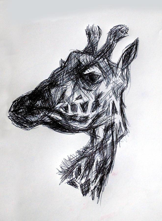 The Giraffe  by Paul Sutcliffe