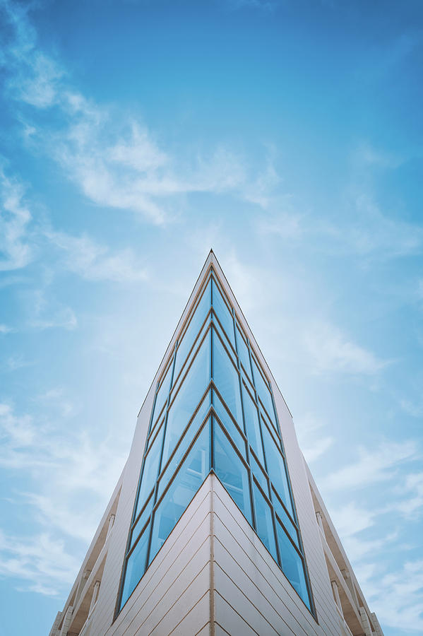 The Glass Tower On Downer Avenue Photograph
