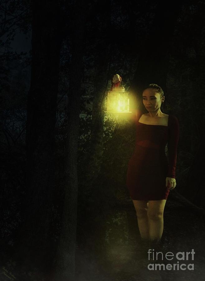 The Glow of Night by Mechala Matthews