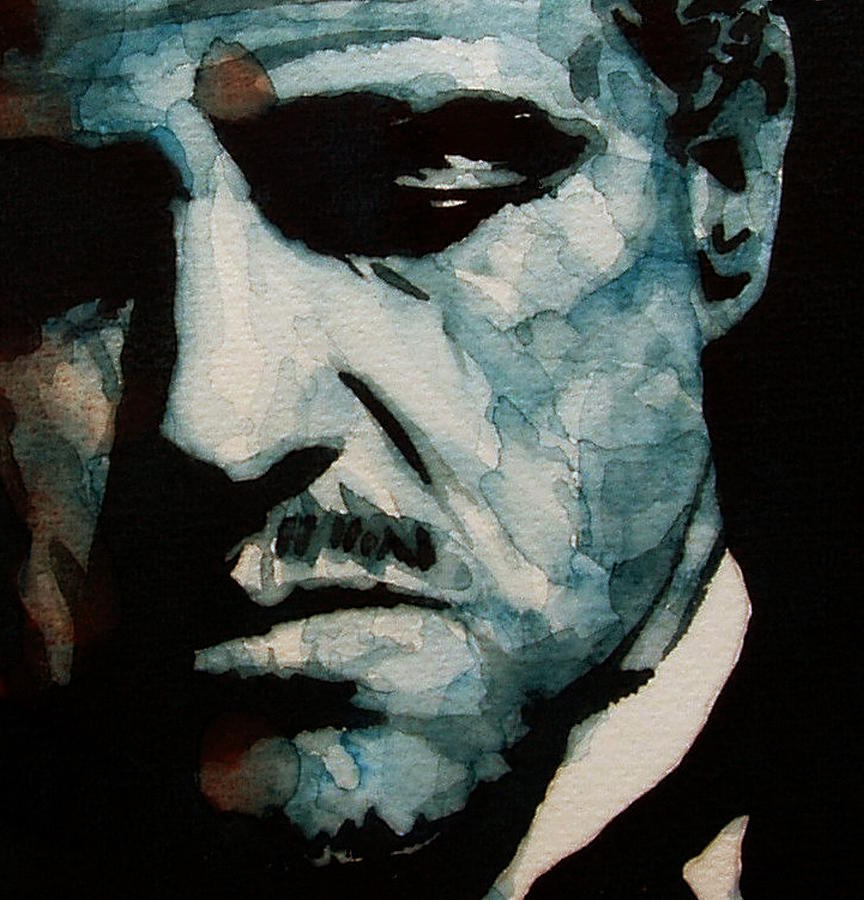 The Godfather - by Paul Lovering