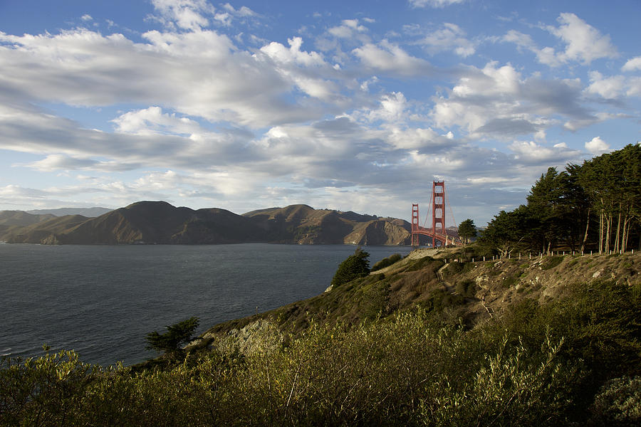 The Golden Gate to the Bay by Chris Alberding