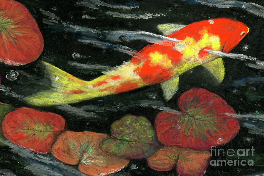 The Golden Koi by Ginny Neece