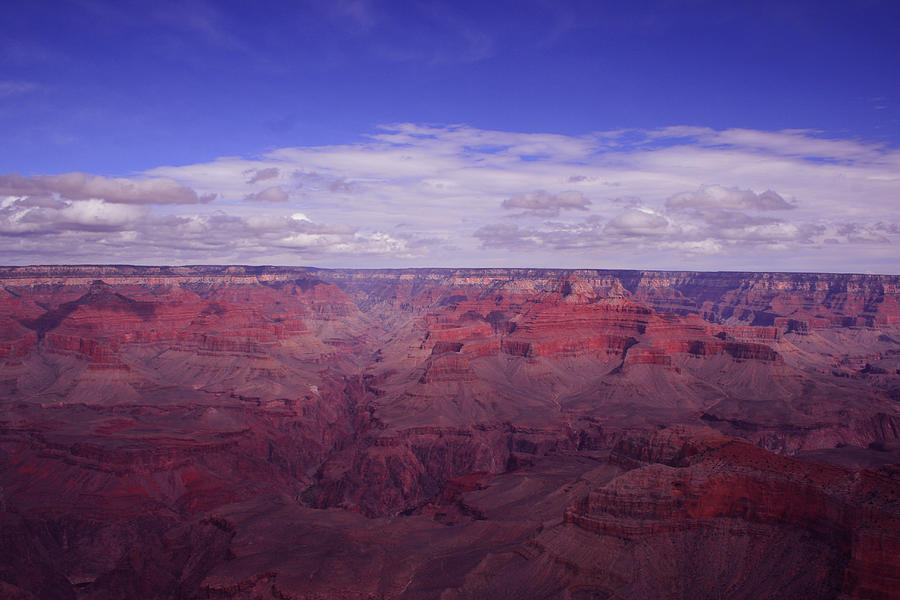 Grand Canyon Photograph - The Grand Canyon by Christopher Kirby