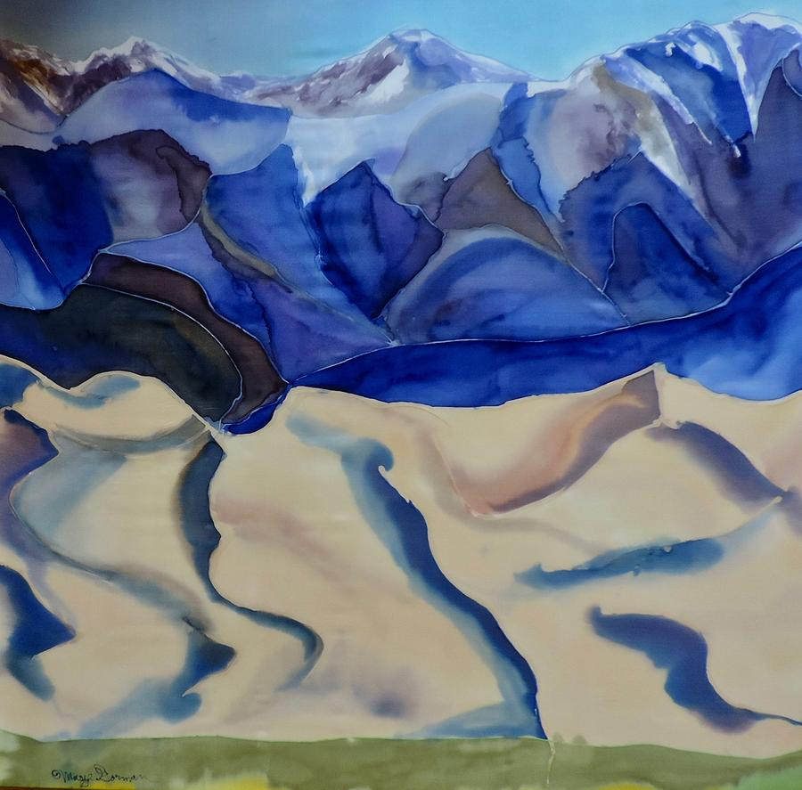 The Great Sand Dunes by MARY GORMAN