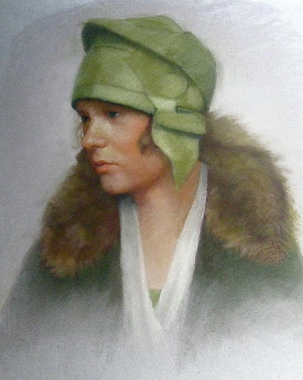 The Green Hat by Janet McGrath