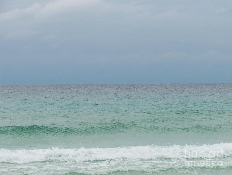 Gulf Of Mexico Photograph - The Gulf Of Mexico by Kevin Croitz