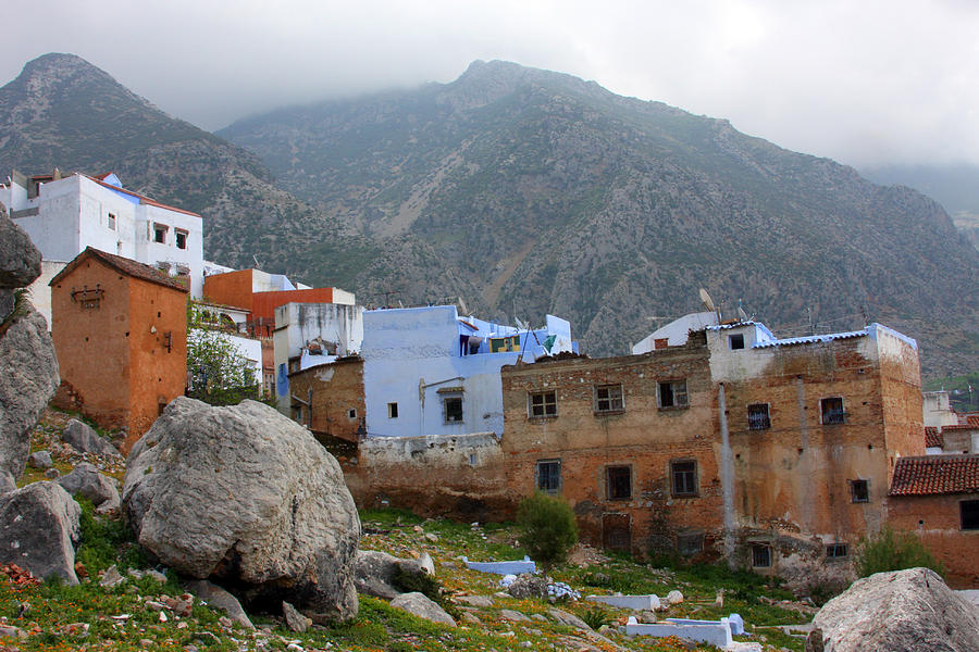 Chefchaouen Photograph - The Hamptons Of Morocco by Jason Hochman