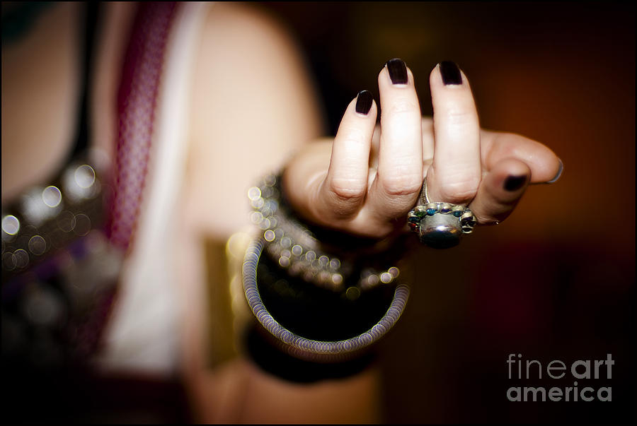 Hand Photograph - The Hand by Tina Zaknic - Xignich Photography