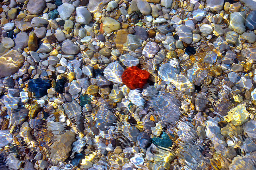 Lake Michigan Photograph - The Heart Of Lake Michigan by SimplyCMB