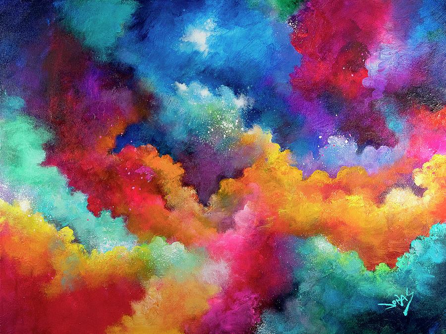 The Heavens III by Jonas Gerard