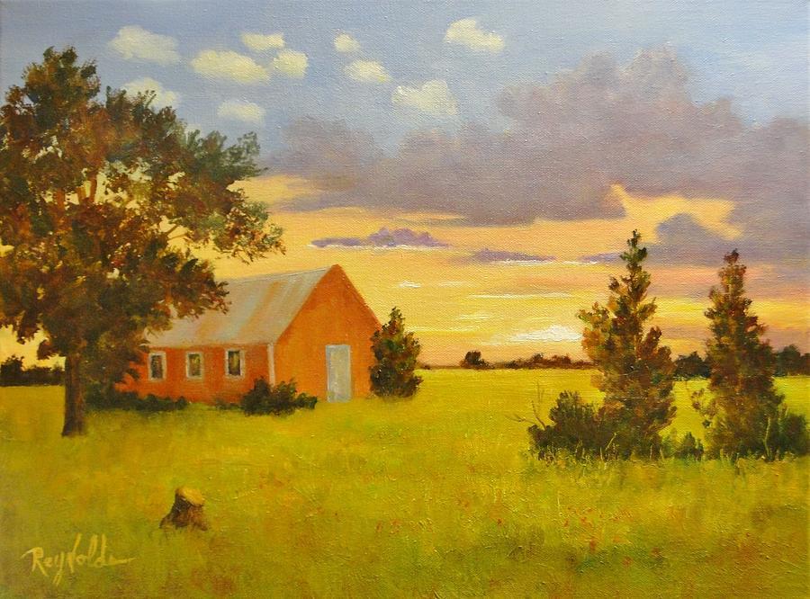 The Heavens Declare by Carol Reynolds