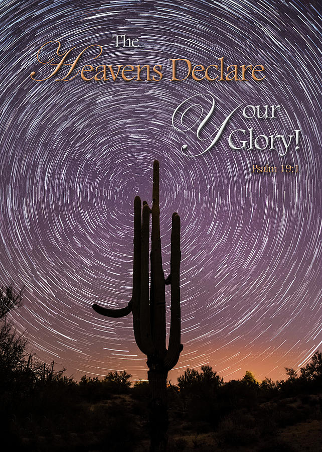 The Heavens Declare by James Capo for Foundation Outreach Internationa