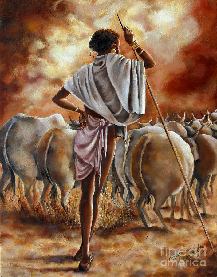 The Herd by Myra Goldick