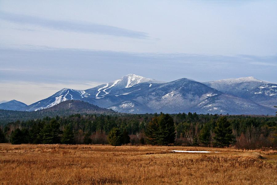 Adirondacks Photograph - The High Peaks by Heather Allen
