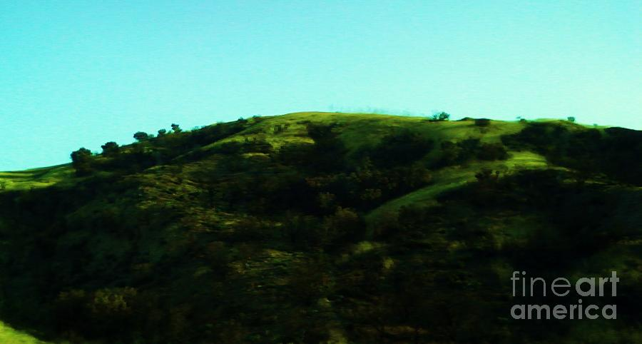 Hills Photograph - The Hills by Jamey Balester