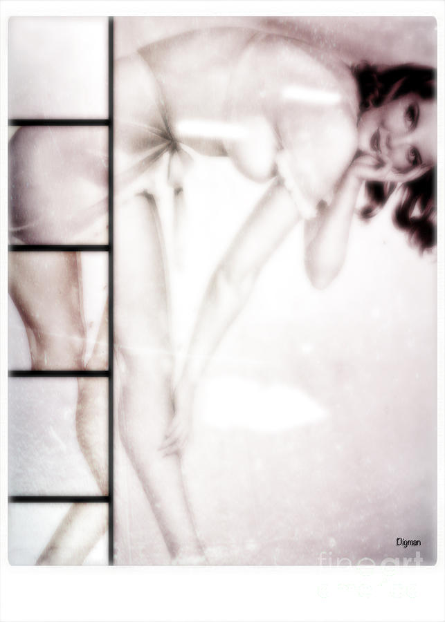 Pinup Photograph - The History Of Beauty  by Steven Digman
