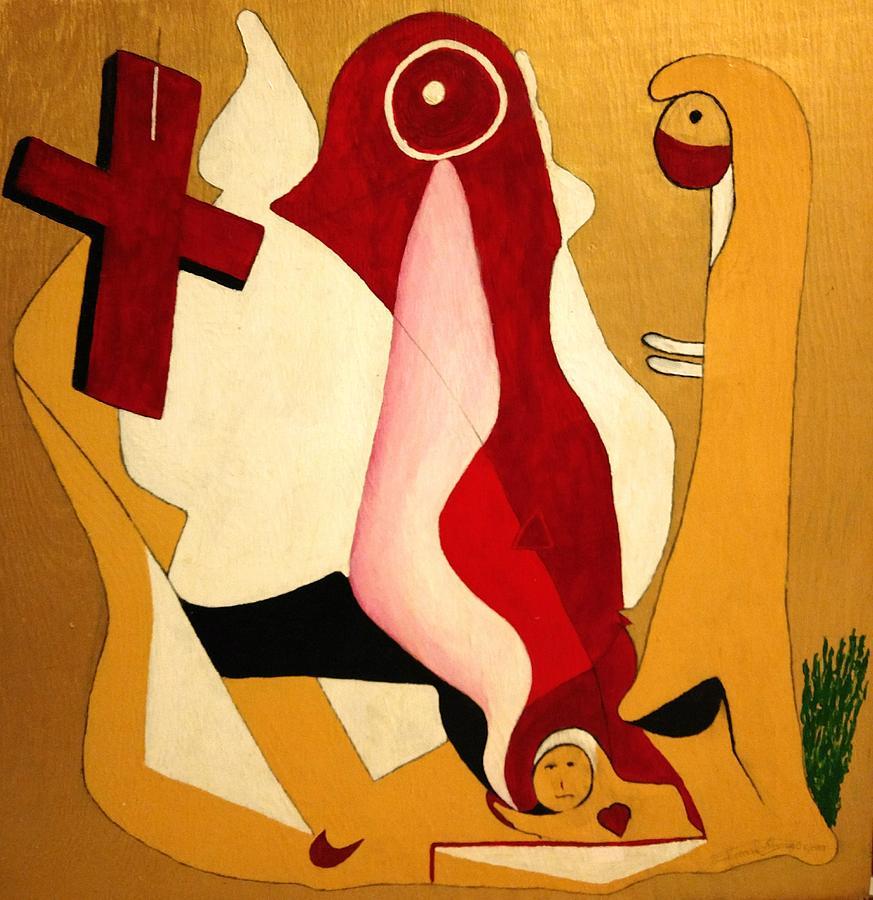 The Holy Trinity by Edward Longo
