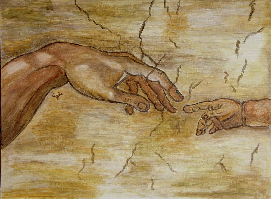 The Human Touch by Stephanie Agliano