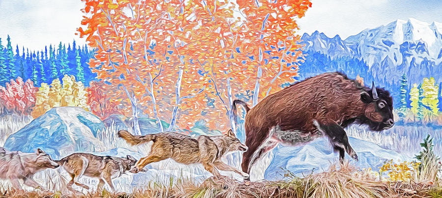 The Hunt by Ray Shiu