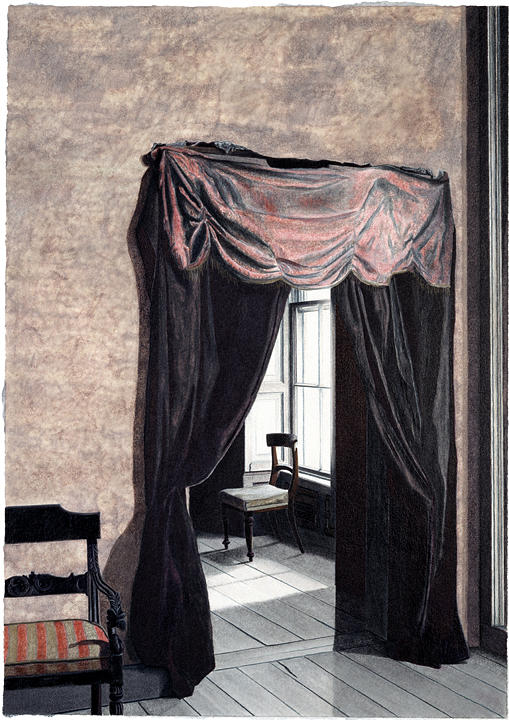 Interior Painting - The Hydeaway by John Canning