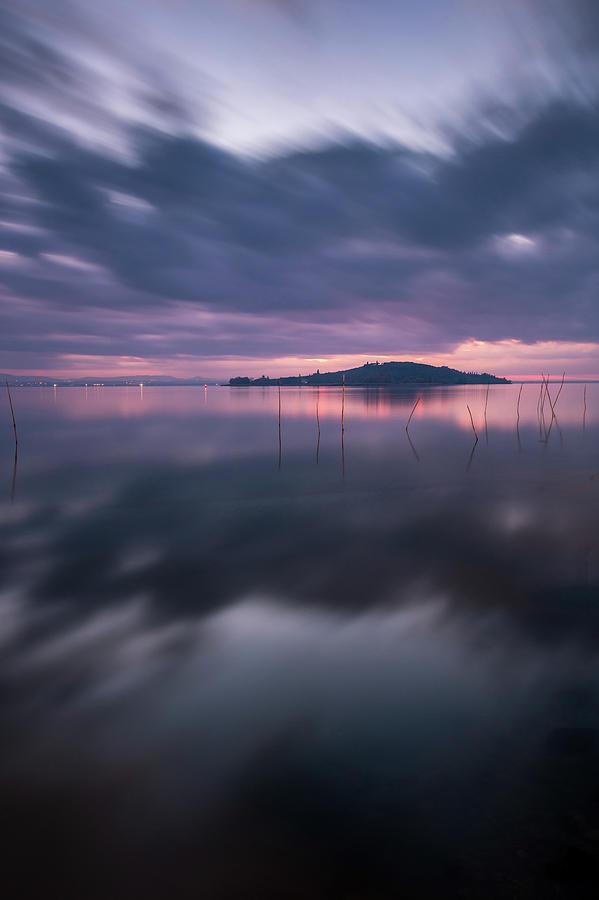 The Island by Matteo Viviani