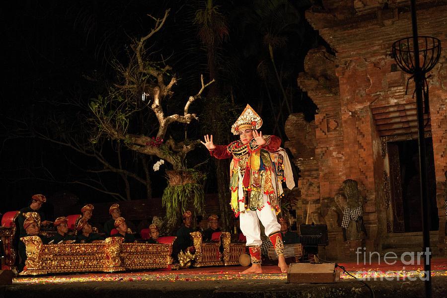 Bali Photograph - The Island Of God #2 by Edit Kalman