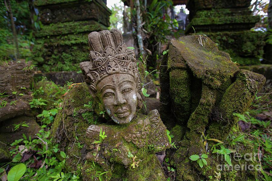 Bali Photograph - The Island Of God #3 by Edit Kalman