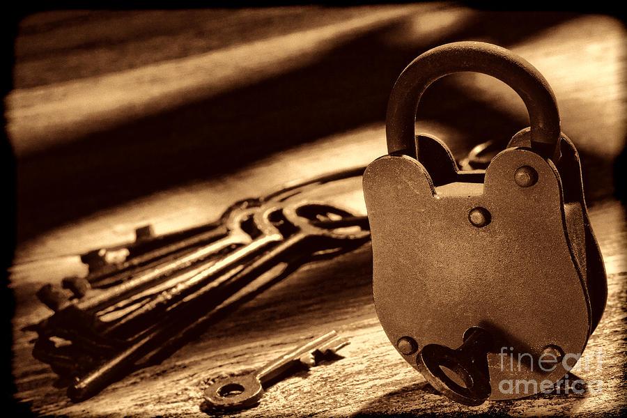 The Jailer Lock Photograph