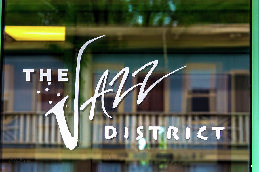 The Jazz District Photograph