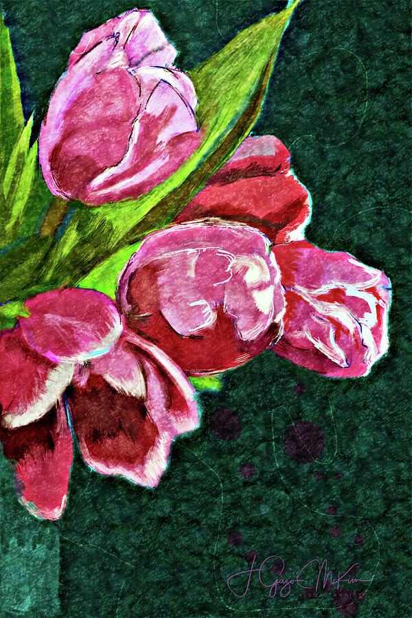 The Joy Of Spring Digital Art