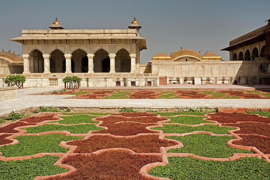 Image result for angoori bagh agra fort