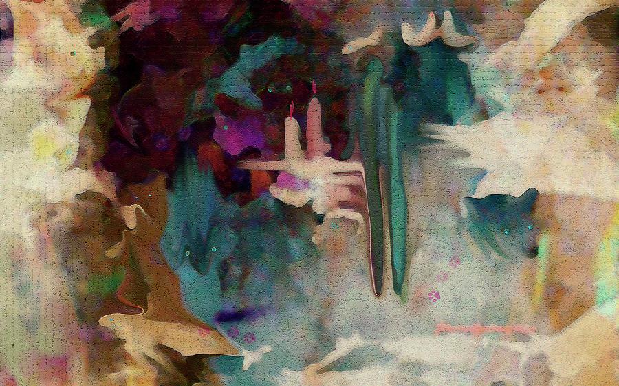 Fun Digital Art - The Kid Within,  by Sherris - Of Palm Springs